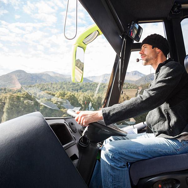 bus tour business New Zealand